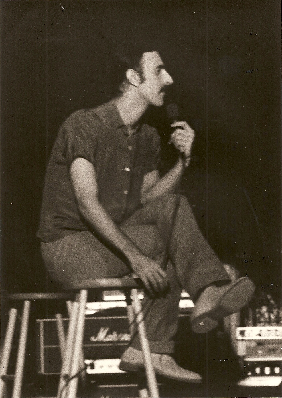 Frank Zappa - 1978 - Tournée Sheik Yerbouti