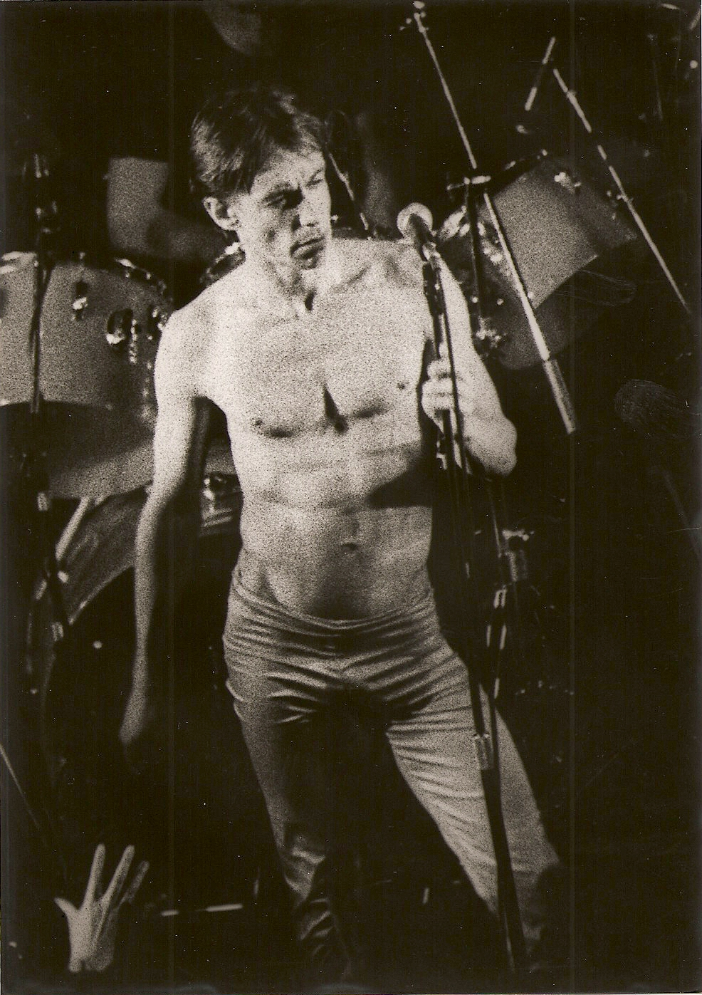 Iggy Pop - 1979 - Paris Le Palace