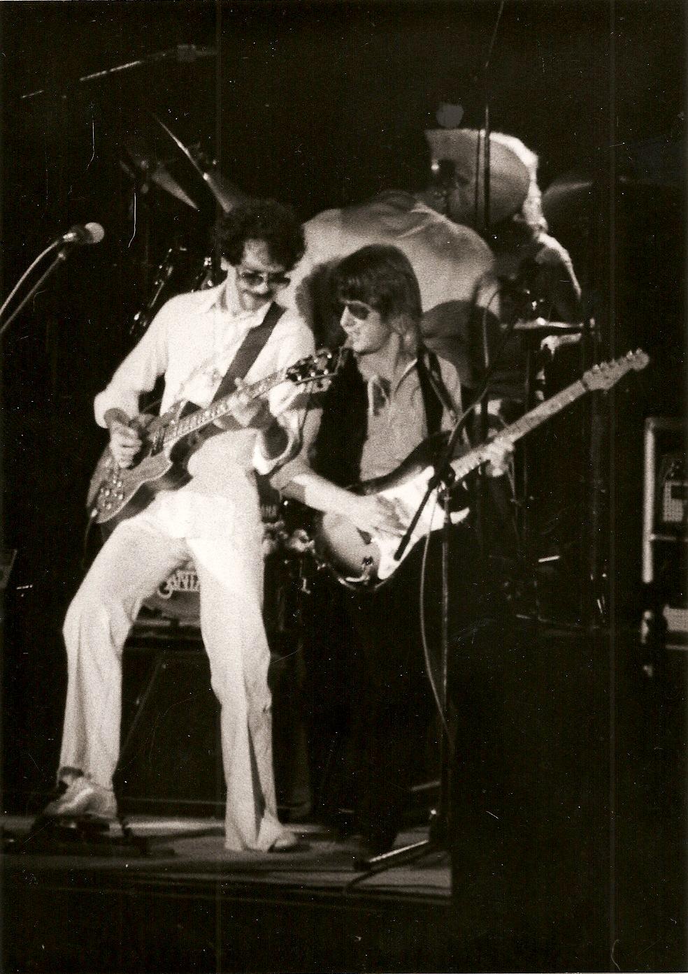 Carlos Santana - 1978 - Tournée Inner Secrets