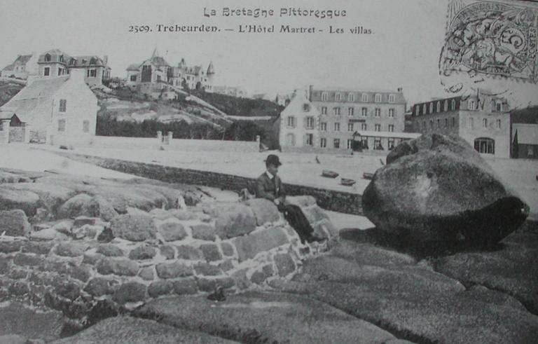 Trébeurden au début du XXème siècle