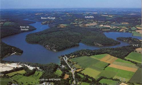 Le lac en temps normal