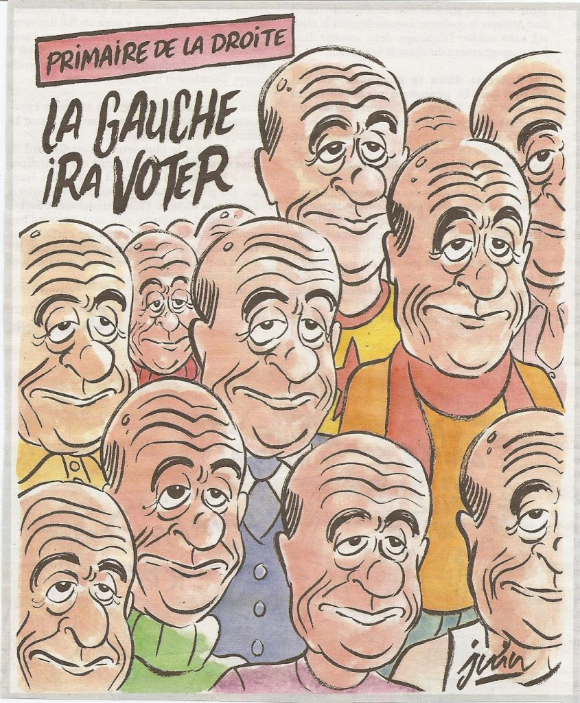 Charlie Hebdo - Juin