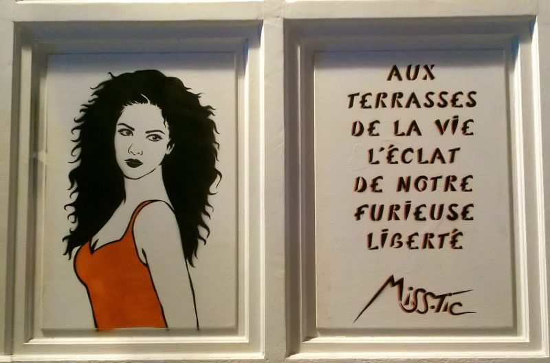 Paris rue Bobillot