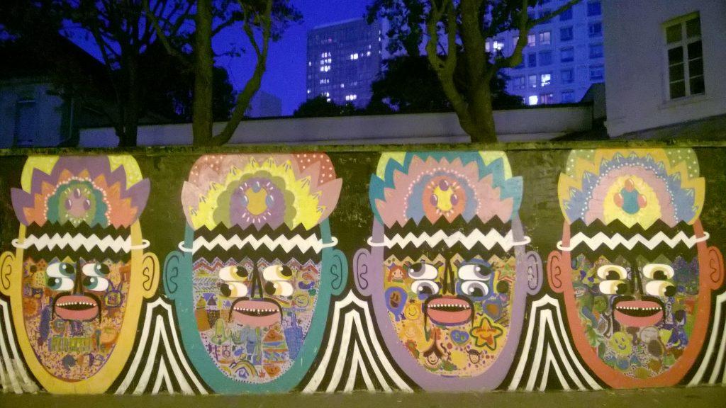 Street-Art - Paris - La Butte-aux-Cailles