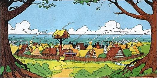 village-breton