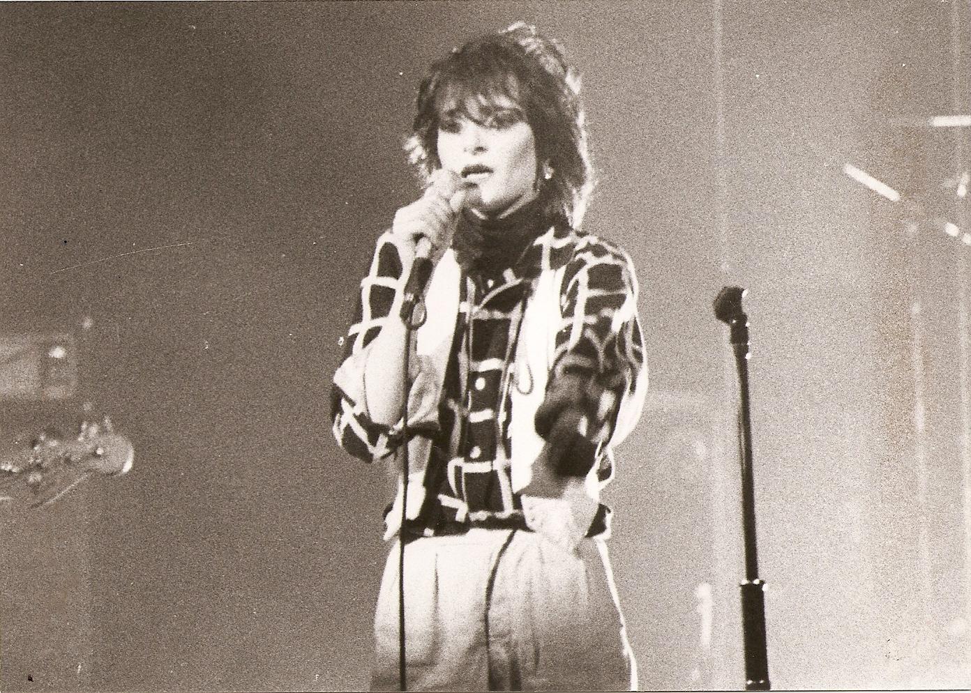 Siouxee and the Banshees - 1980 - Paris Le Palace
