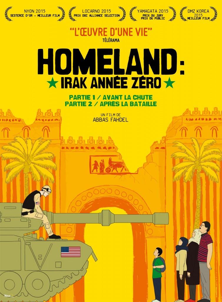 Homeland-Iraq