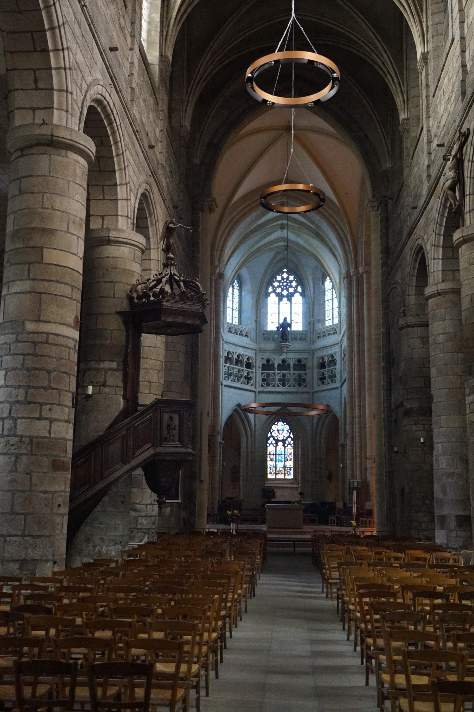 Saint-Brieuc Cathédrale Saint-Etienne