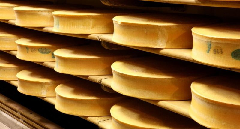 Beaufort - le fromage