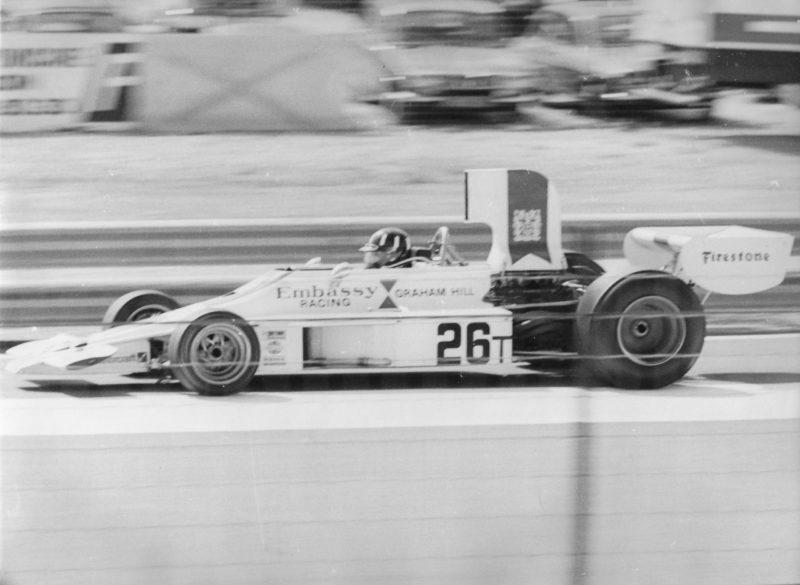 GP France 1974 Dijon Presnois