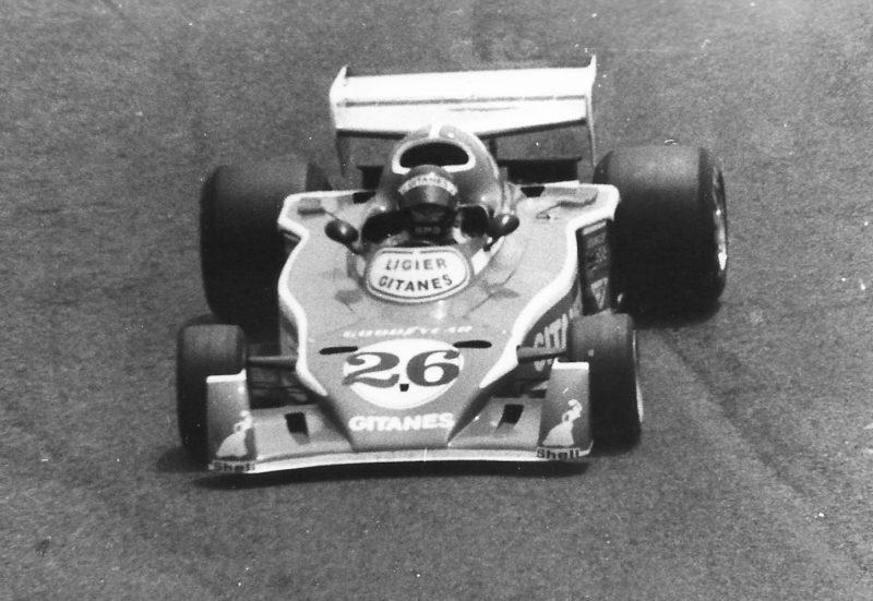 GP France 1978 Le Castellet
