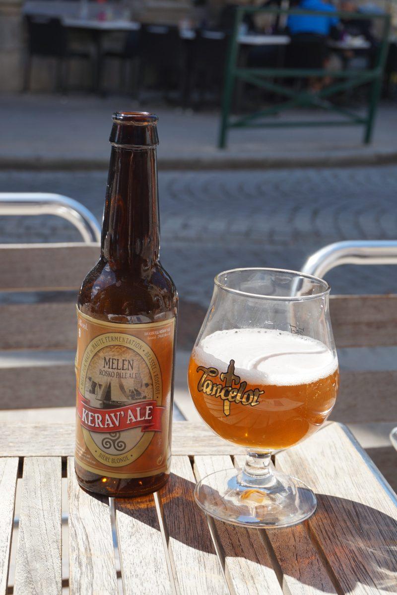 Kerav'ale - bière de Roscoff
