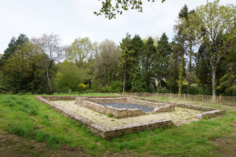 Sanctuaire gallo-romain Kozh Lliz