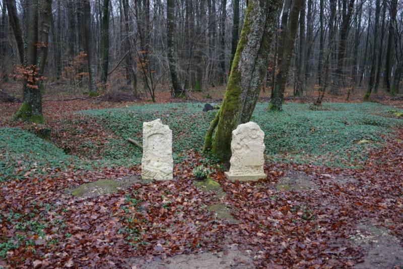 Tombes allemandes